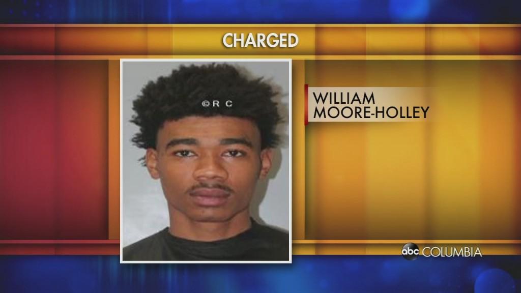Nye Murder Arrest