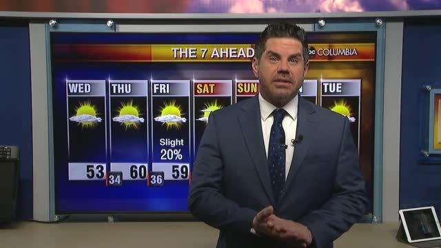 Tyler Ryan's Wednesday Morning Forecast