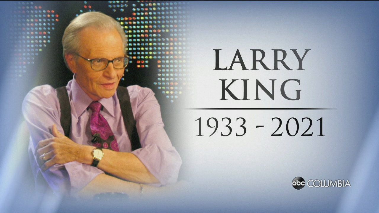 Looking back on the life and legendary career of Larry King - ABC Columbia