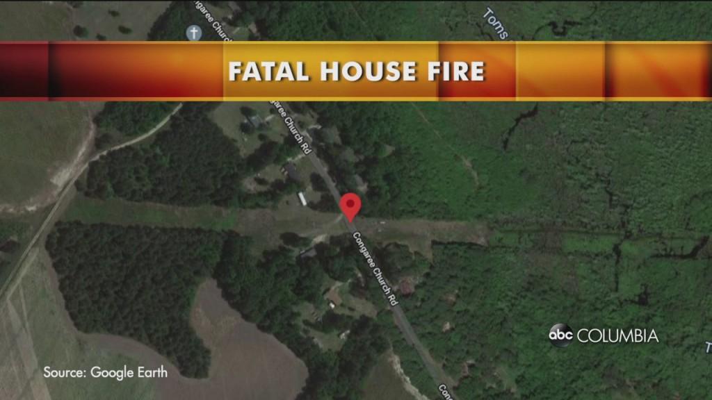 Gadsden Fatal Fire