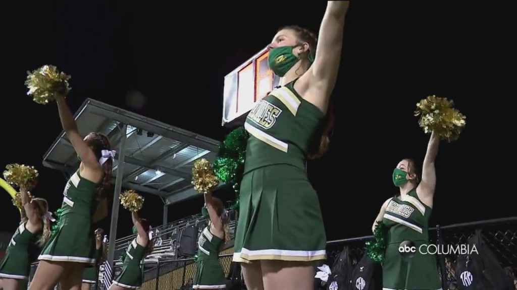 Deaf Cheerleader