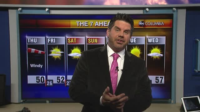 Tyler Ryan's Thursday Morning Forecast