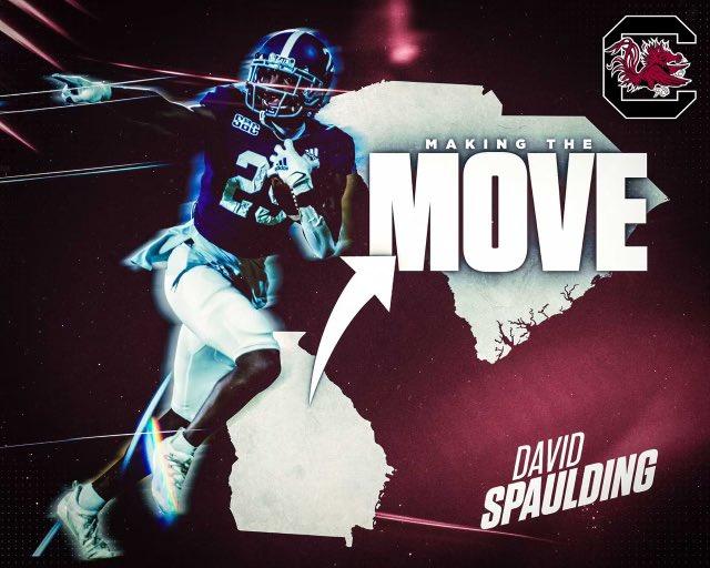 David Spaulding Transfer
