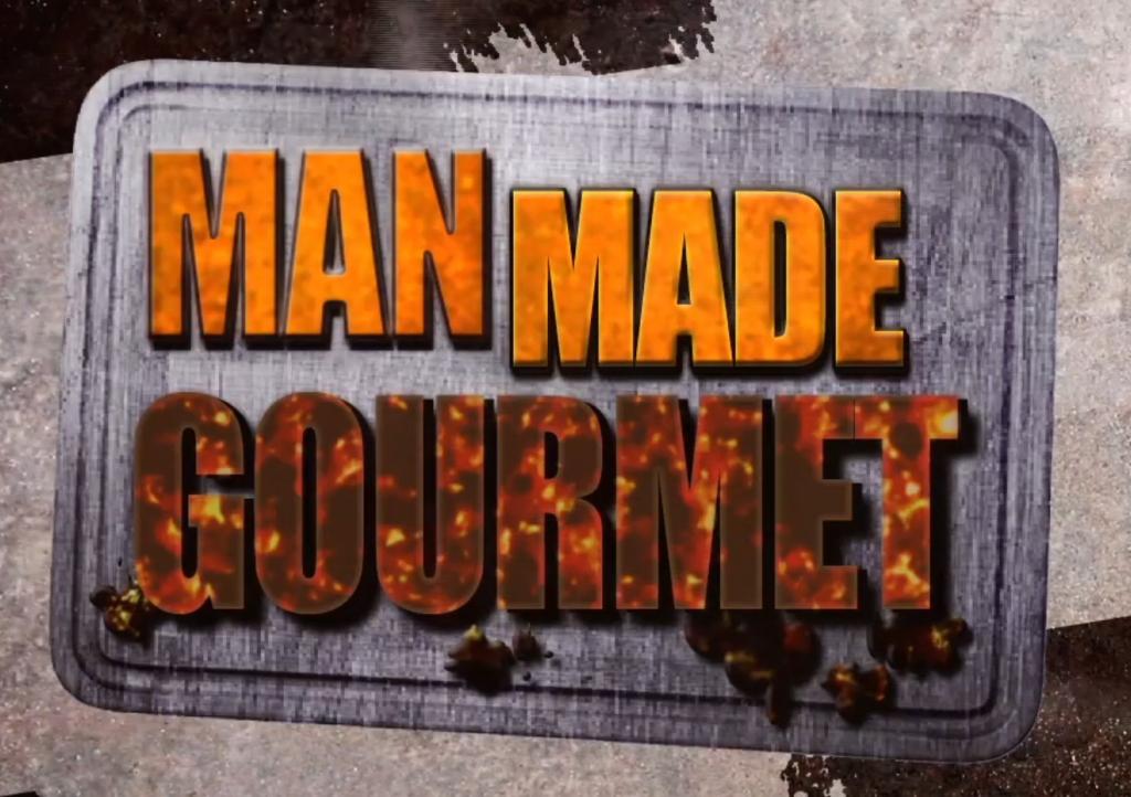 Manmade Gourmet Cover