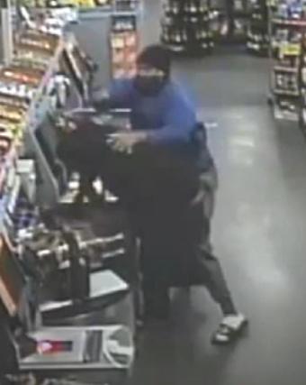 Rcsd Kroger Robbery Suspect