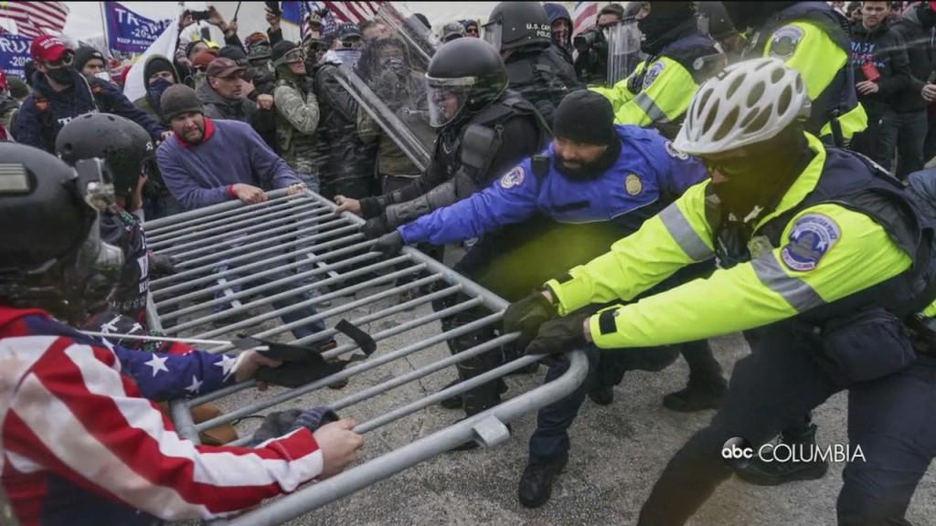 Capitol Riot Update