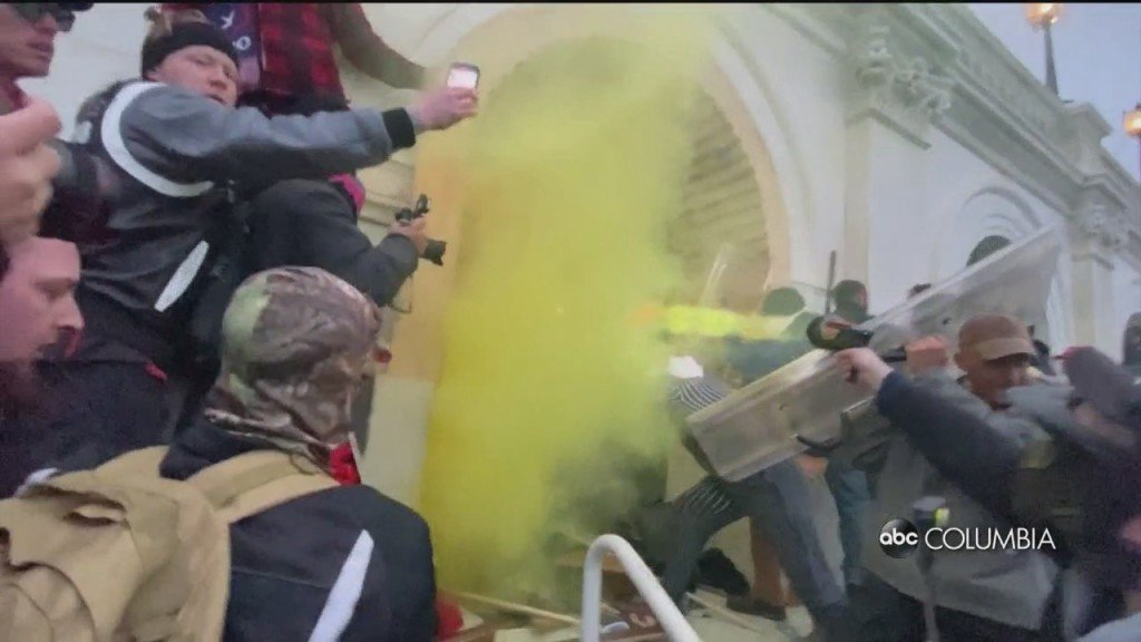 Capitol Riot Charges