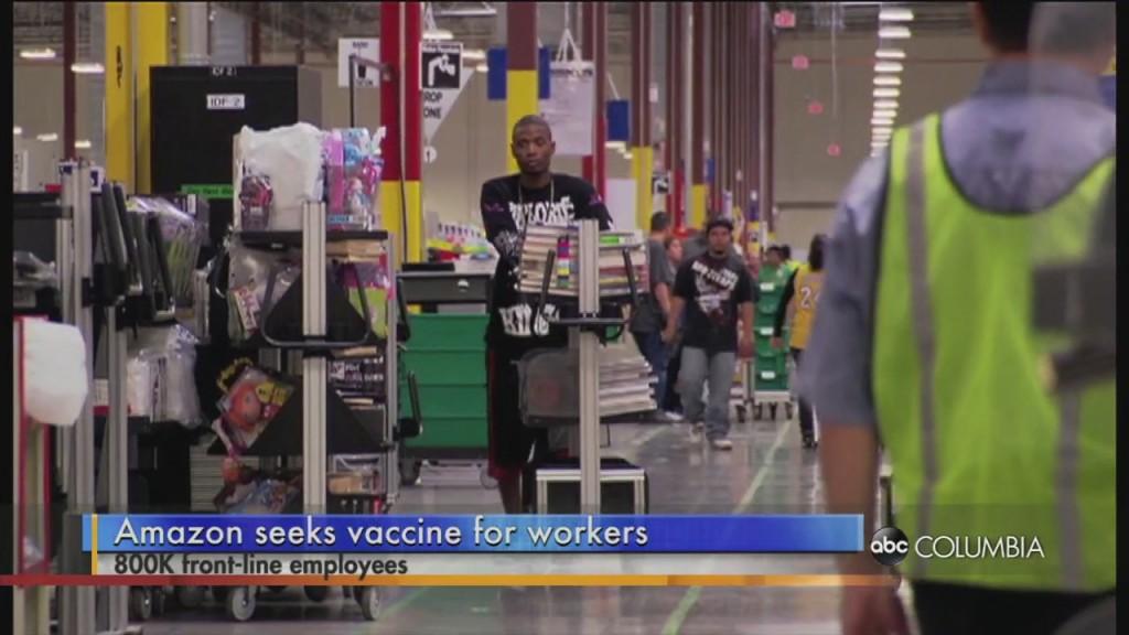 Amazon Vaccine