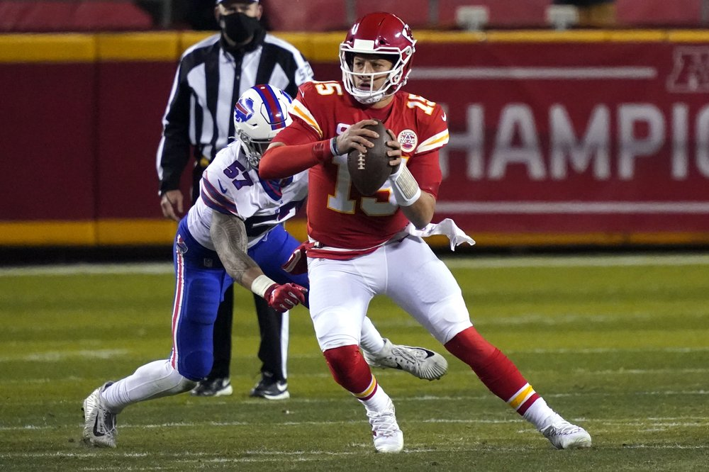 Patrick Mahomes Chiefs Return To The Super Bowl