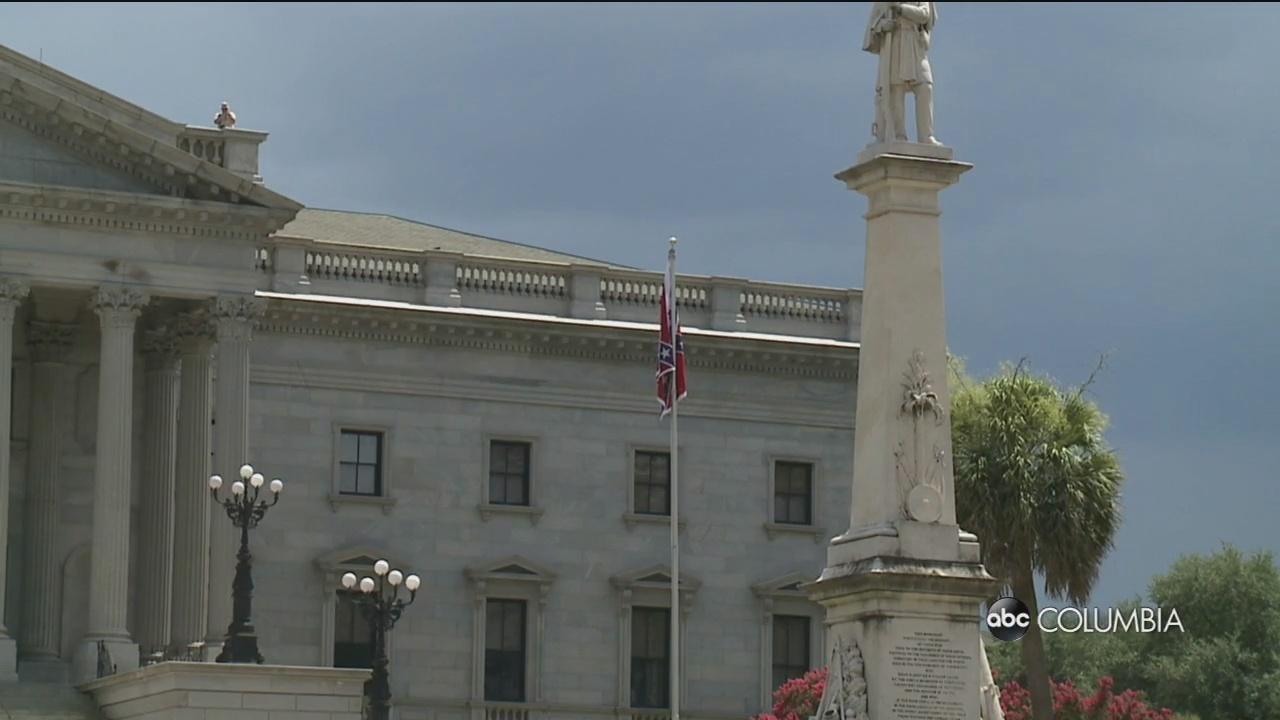 SPLC: At least 160 Confederate symbols taken down in 2020 – ABC Columbia