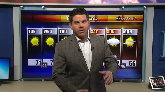 Tyler Ryan's Tuesday Morning Forecast