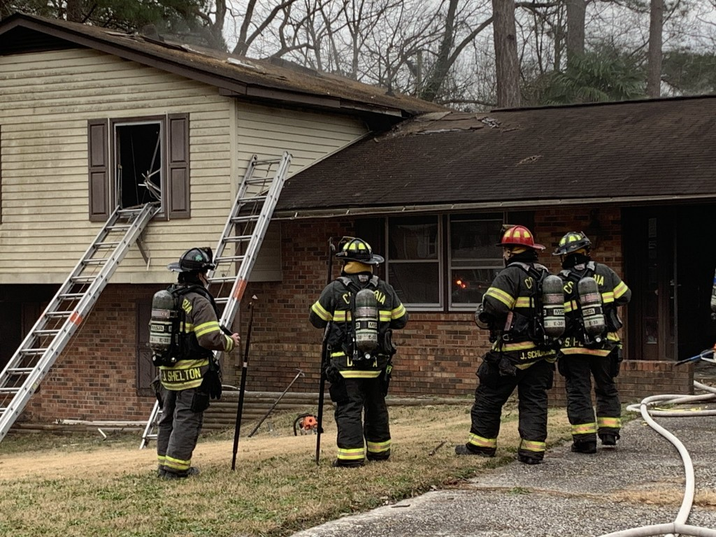Cfd Formosa Drive House Fire