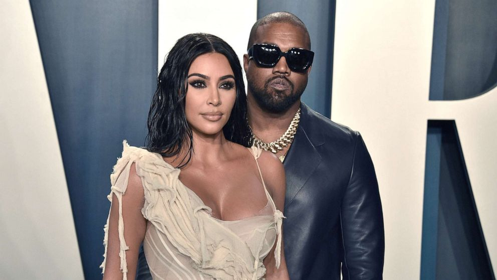 Kim And Kanye Divorce Gma