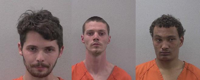 West Cola Vandal Suspects