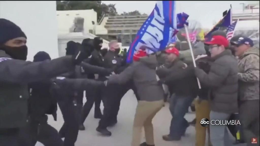 Wray Capitol Riot