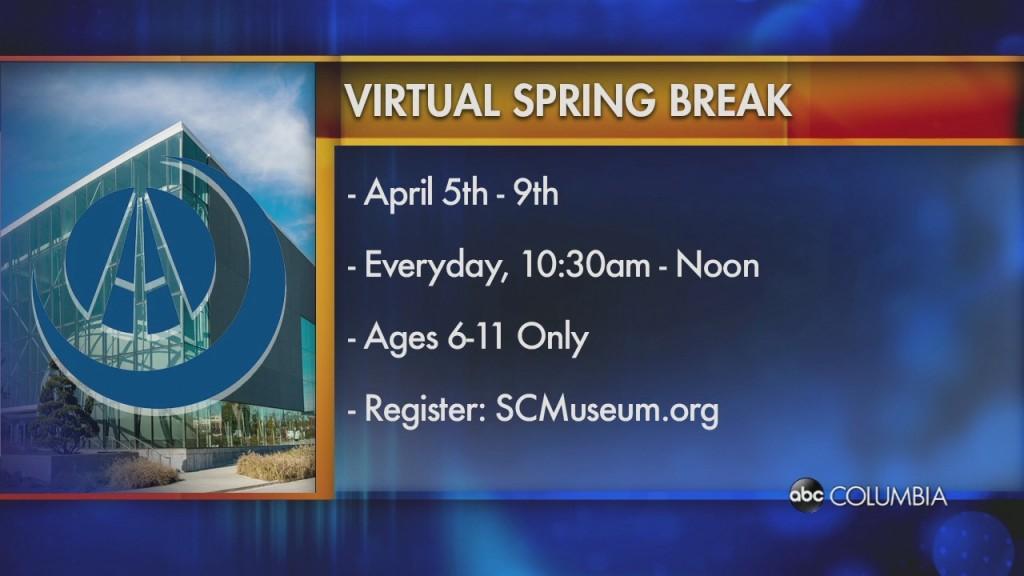 Museum Spring Break