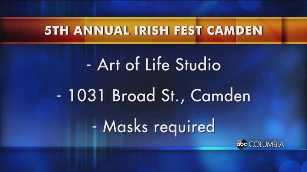 Irish Fest Camden
