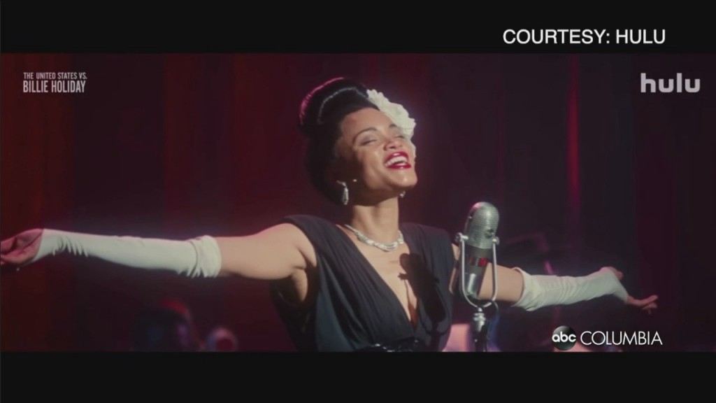 Monday Movie Musing: Us Vs Billie Holiday