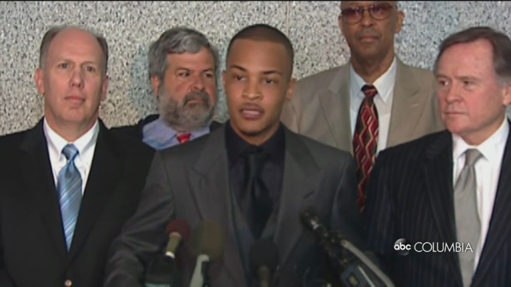 Ti And Wife Assault