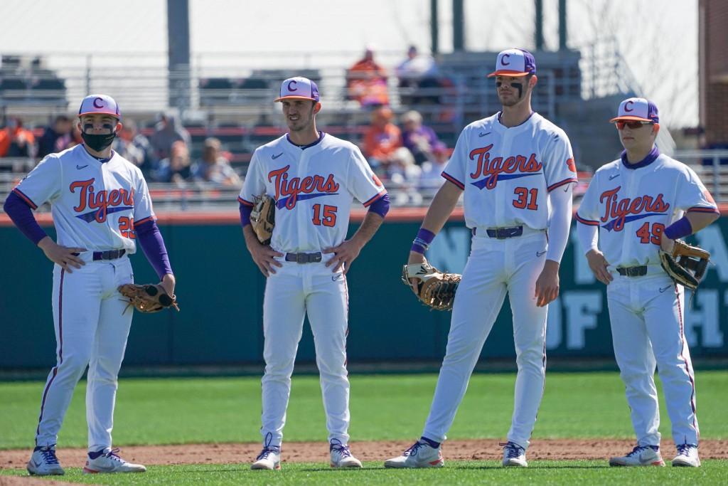 Clemson Baseball Generic Web Pic