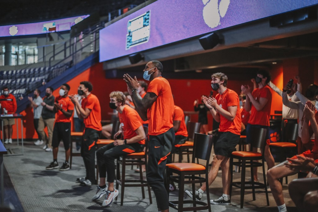 Clemson Gets Rutgers In First Round Of Ncaa Tournament