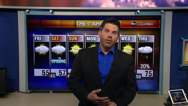 Tyler Ryan's Friday Morning Forecast