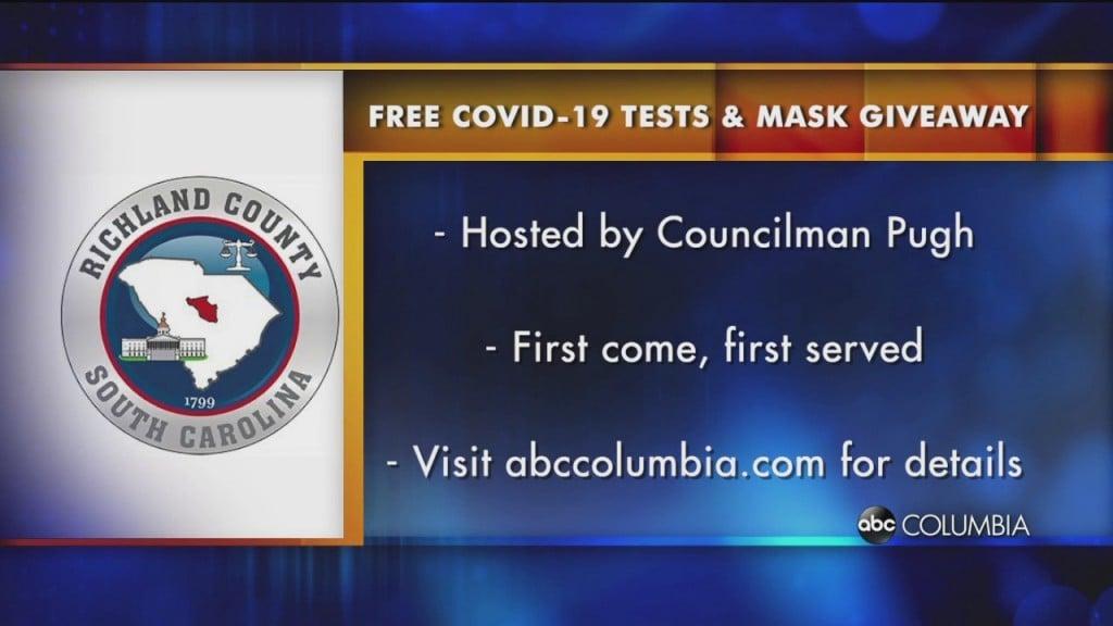 Free Tests And Masks