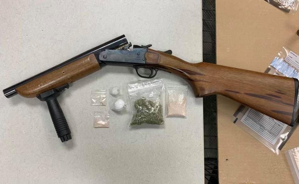 Kcso Drugs And Gun