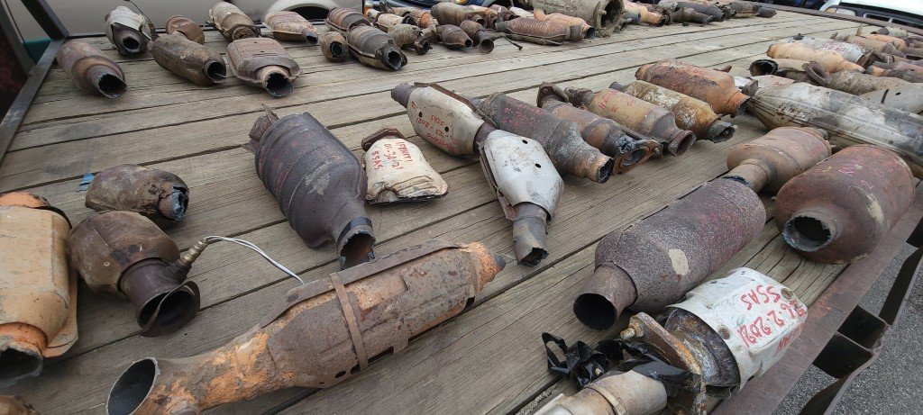 Lcsd More Than 80 Catalytic Converters