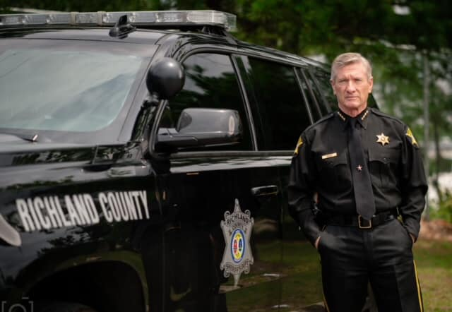 Leon Lott Sheriff Of The Year