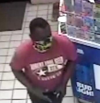 Sumter Pd Hodge Amoco Robbery 1