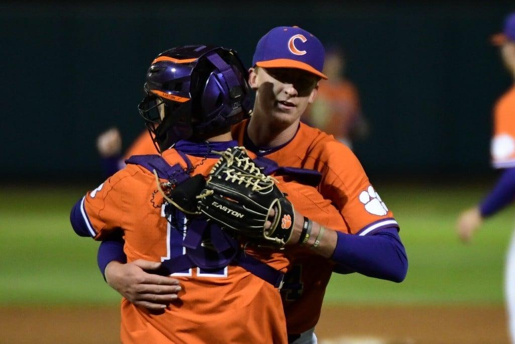 Clemson Baseball Beats Nc State