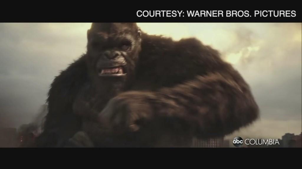 Monday Movie Musings: Godzilla Vs. Kong