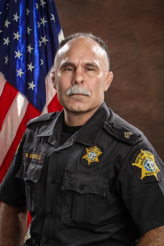 Sergeant Michael Mazerolle