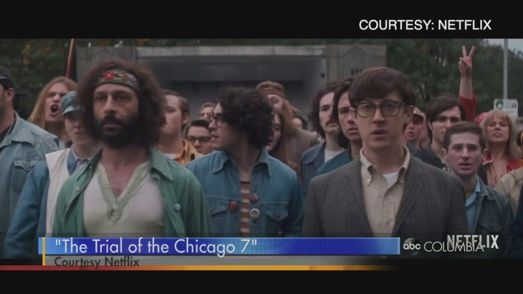 """Oscars """"trial Of The Chicago 7"""""""