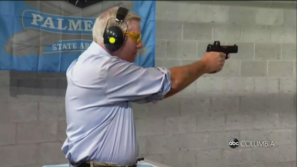 Graham On Guns