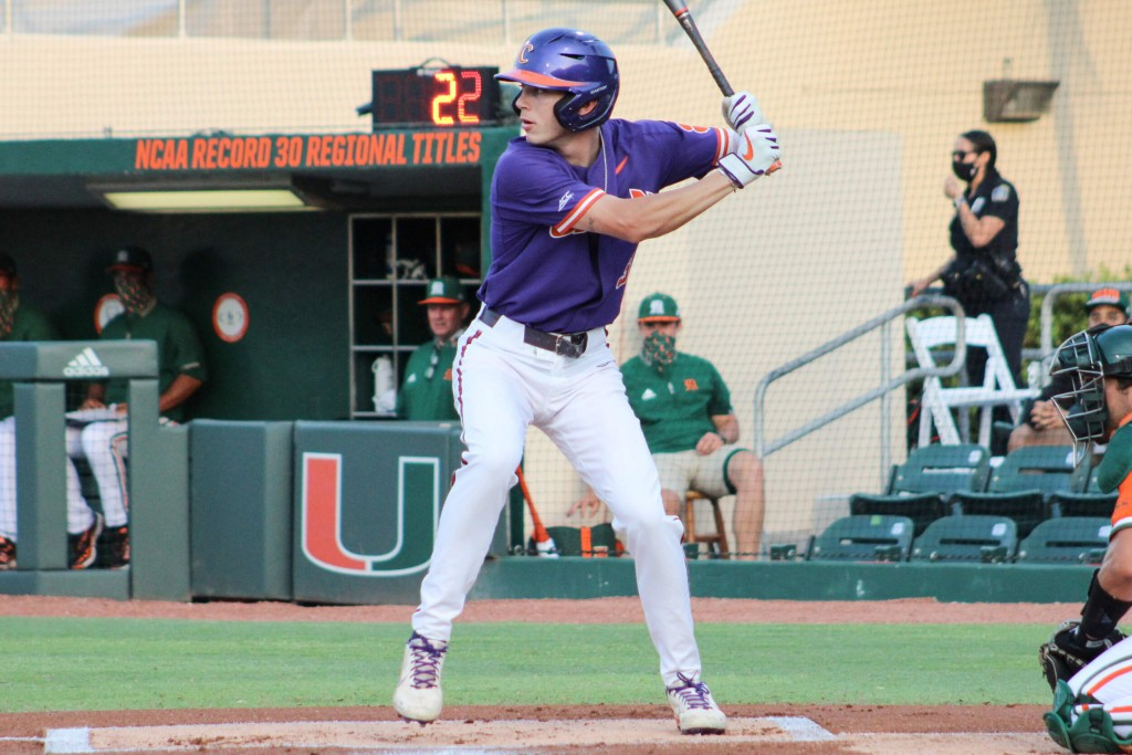 Dylan Brewer Iso Clemson Loses To Miami