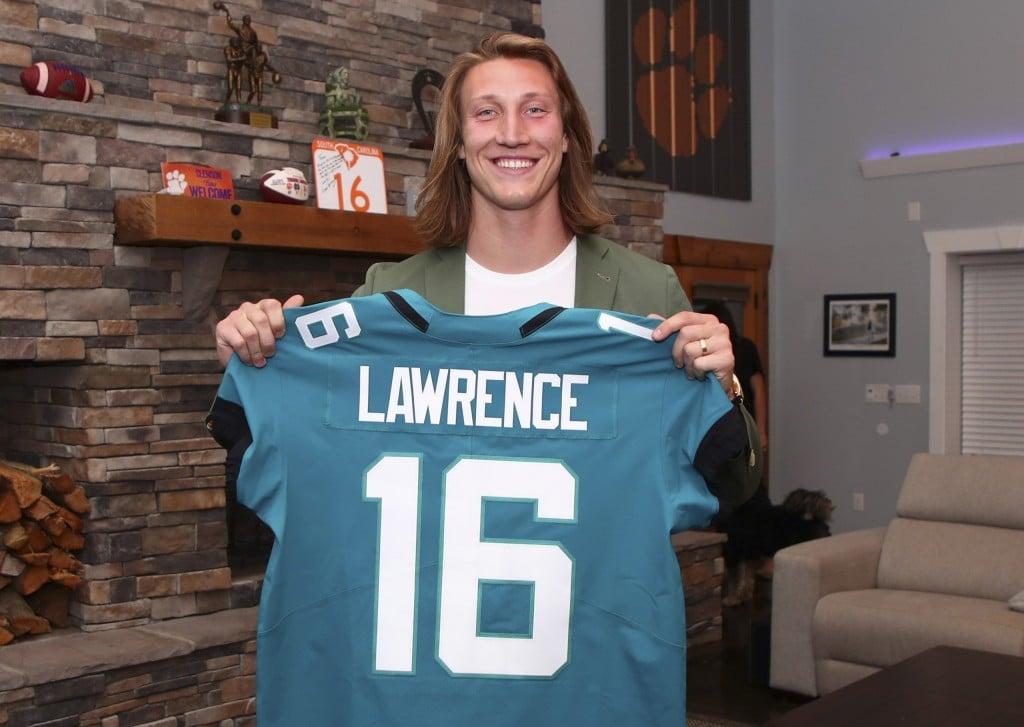 Trevor Lawrence Jaguars