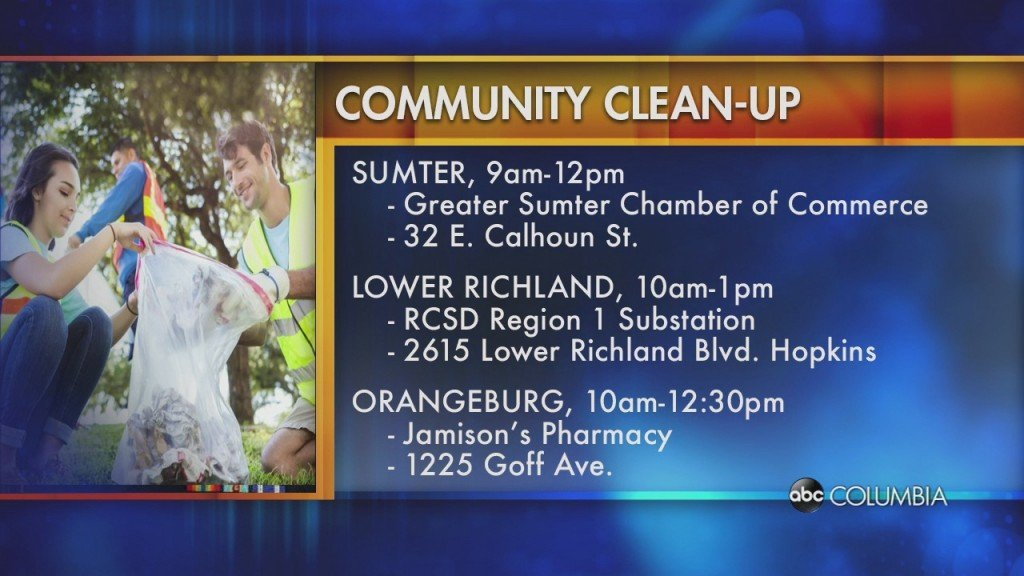 Clean Up Events