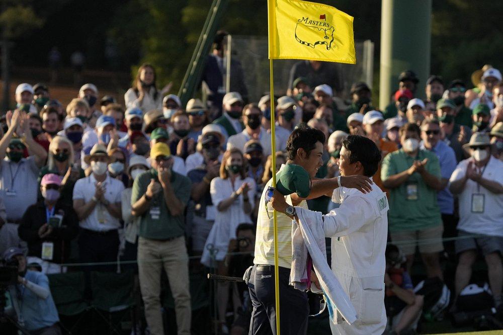 Hideki Matsuyama Makes History Winning Masters