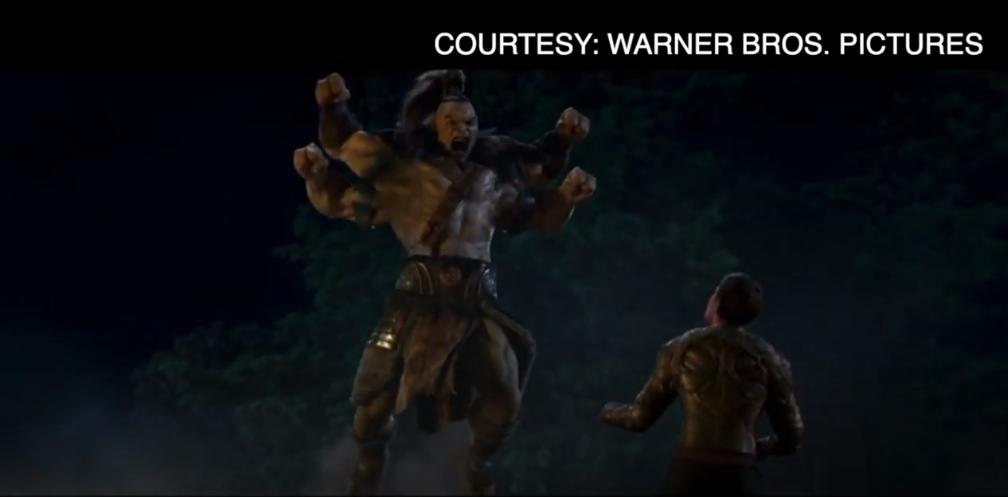 Monday Movie Musings Mortal Kombat