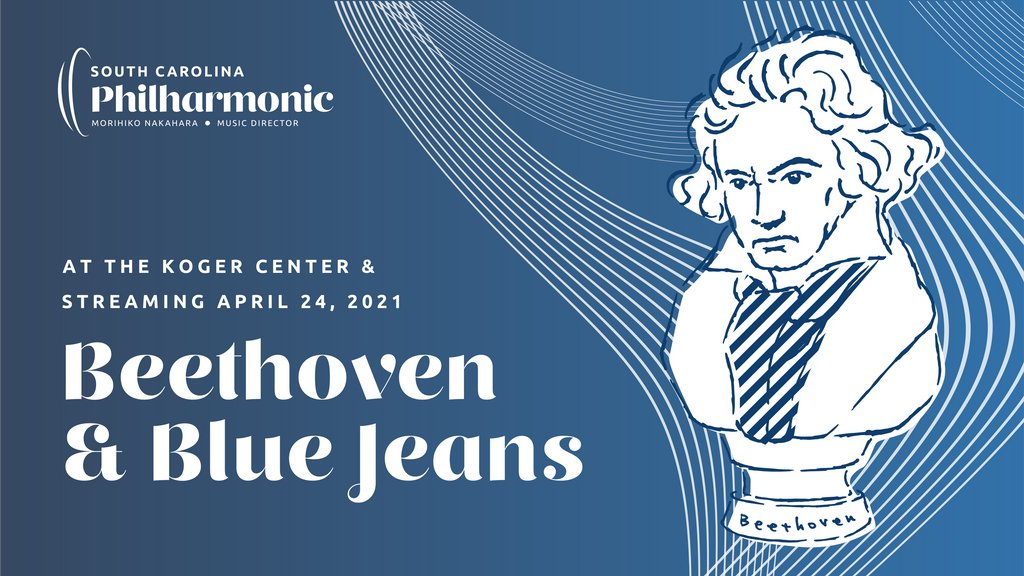 Beethoven And Blue Jeans