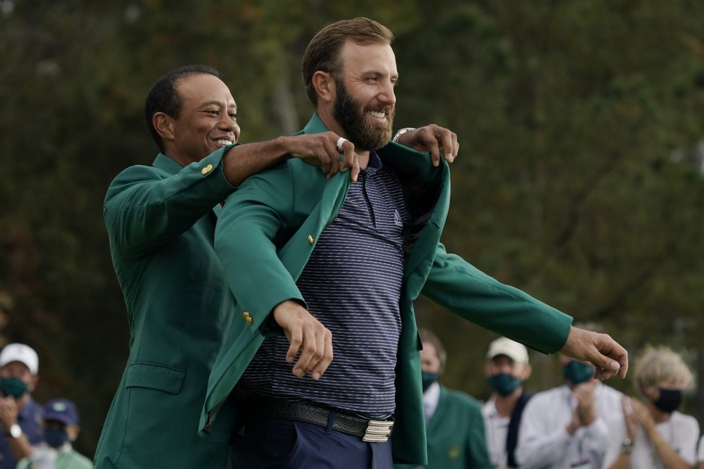 Tiger Dj Green Jacket