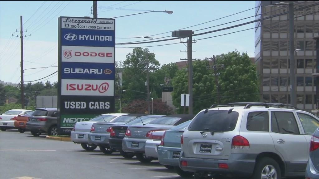 Car Prices Rise