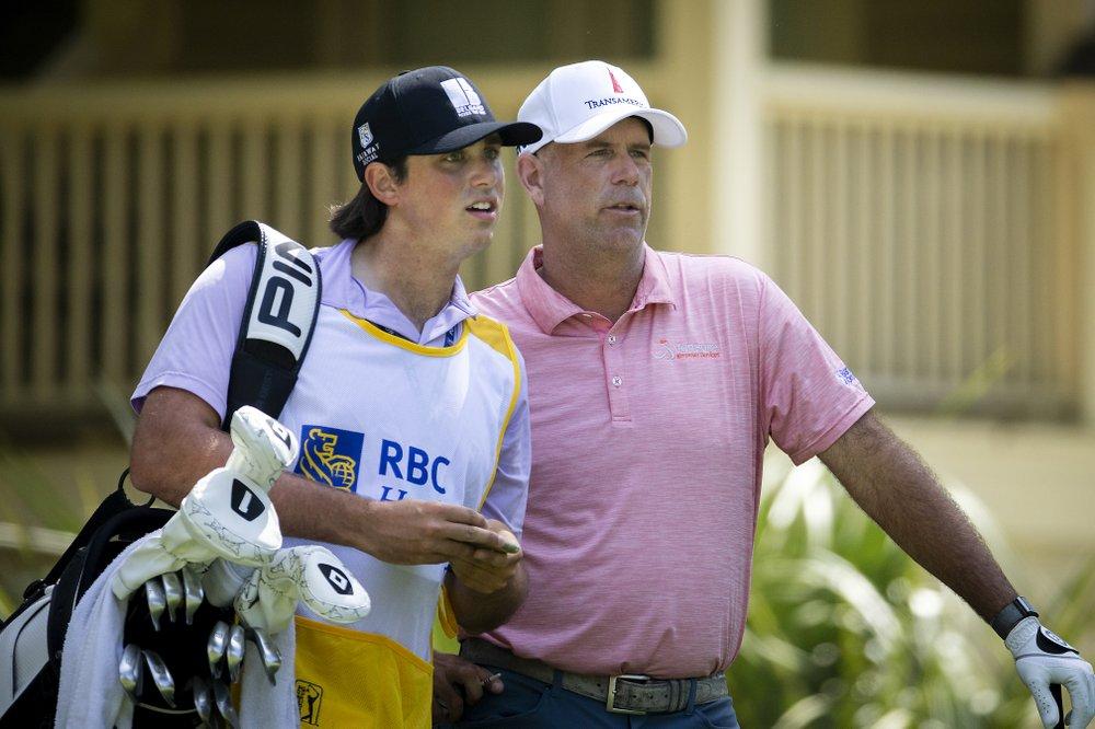 Stewart Cink And Son Regan Win Rbc Heritage