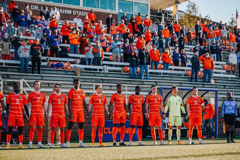 Clemson Soccer 2021