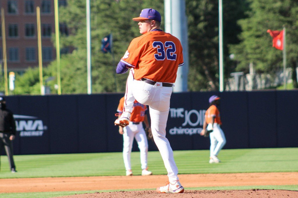 Mack Anglin Iso Clemson Baseball Loses To Georgia Tech