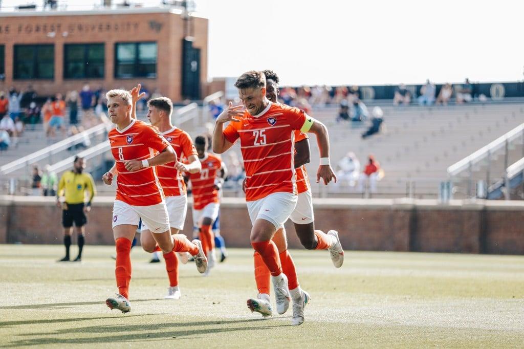 Clemson Mens Soccer Advances To Third Round Of Ncaa Tournament