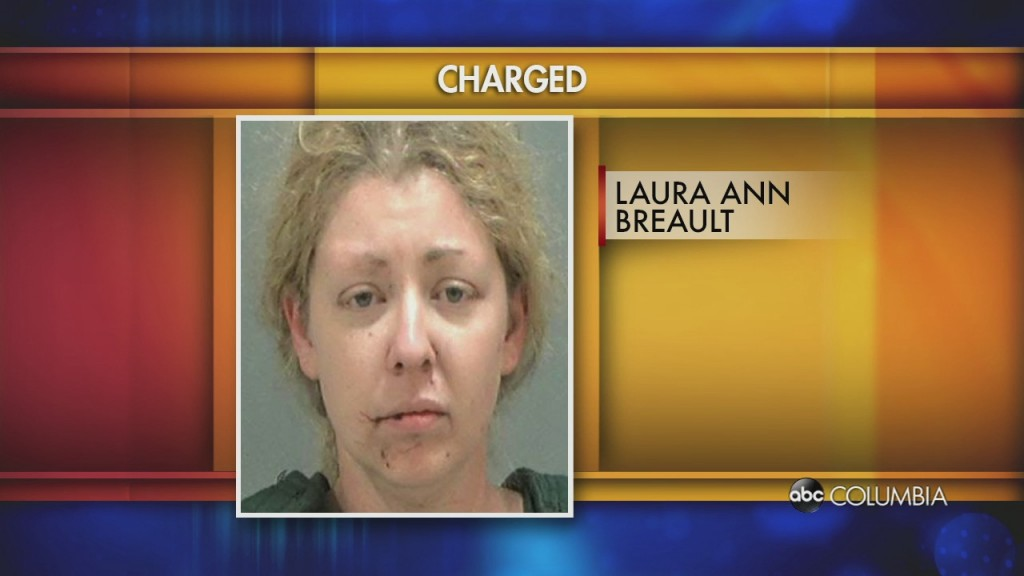 Woman Charged