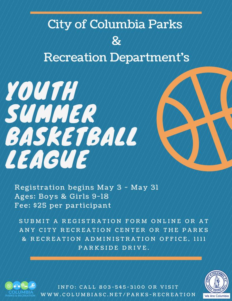 Youth Summer Basketball